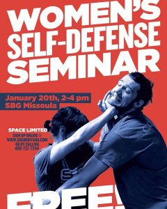 Straight Blast Gym Self Defense Class