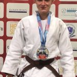 PRESS RELEASE: SBG's Davison Takes Silver at Judo US Open