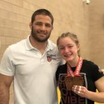SBG's Davison Competes in Back-to-Back Judo Tournaments