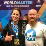 SBG Black Belt & Coach Medals at IBJJF Worlds